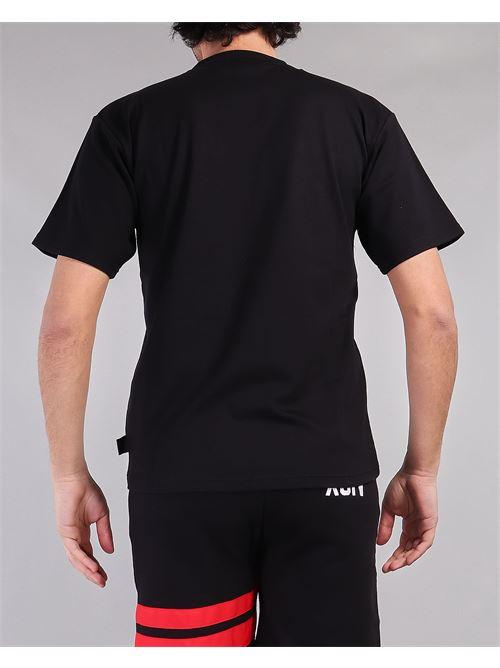 T-shirt con logo patch GCDS GCDS | T-shirt | CC94M02100102