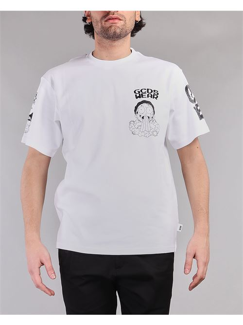 T-shirt Ricky and Morty regular GCDS GCDS | T-shirt | RM21M02005401