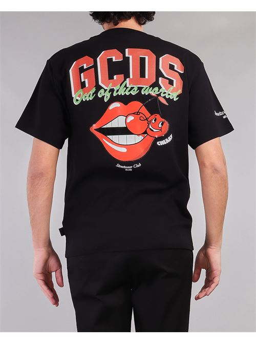 T-shirt Cherry Club GCDS GCDS | T-shirt | SS21M02006702