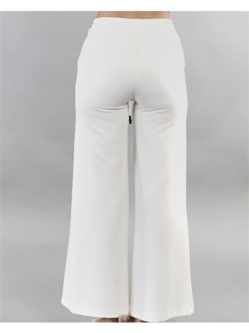 Pantalone cropped Imperial IMPERIAL | Pantalone | P9990044LBIANCO