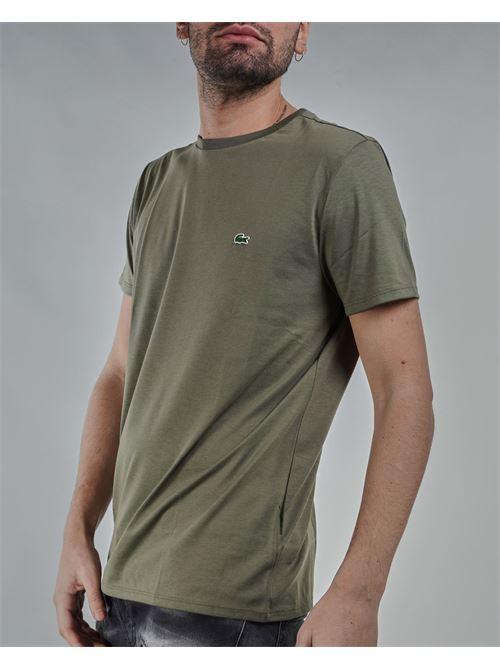 T-shirt in jersey di cotone pima Lacoste LACOSTE | T-shirt | TH6709316