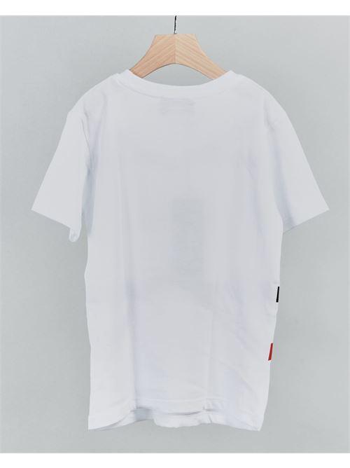 T-shirt con stampa logo Les Hommes Kids LES HOMMES KIDS | T-shirt | TSLH2106100