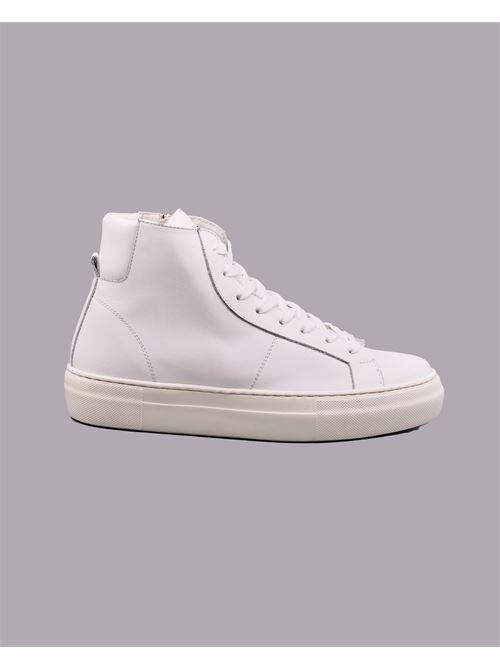 Sneakers alta con zip colorata sul lato Low Brand LOW BRAND | Sneakers | L1SSS215947A001