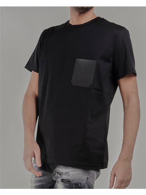 T-shirt con taschino gommato Low Brand LOW BRAND | T-shirt | L1TSS215681D001