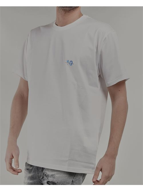T-shirt con stampa 10 Low brand LOW BRAND | T-shirt | L1TSS215689A001