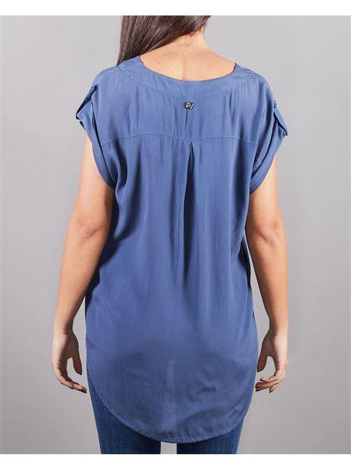 Blusa senza maniche Manila Grace MANILA GRACE | Camicia | C193VCMA011