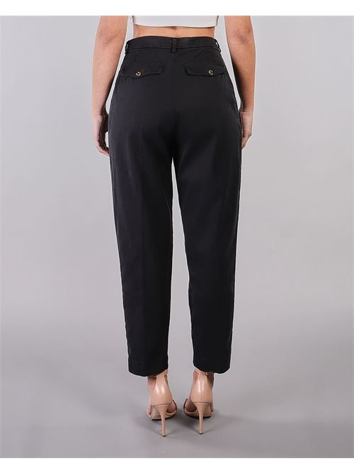 Pantalone con pences Manila Grace MANILA GRACE | Pantalone | P278IUMA001