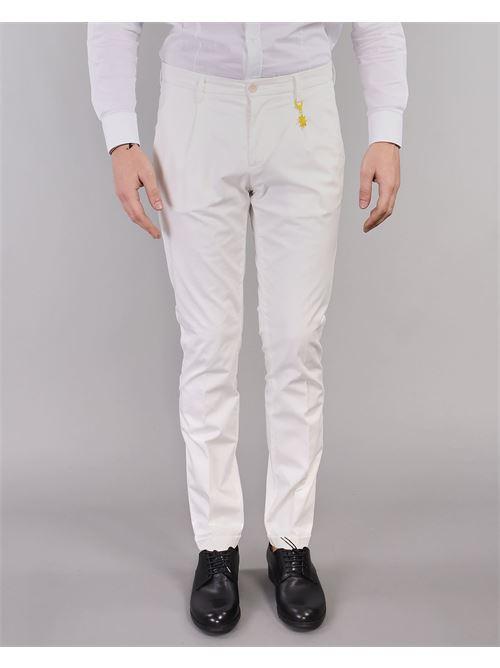 Pantalone con pences Manuel Ritz MANUEL RITZ | Pantalone | 3032P1428T2132822