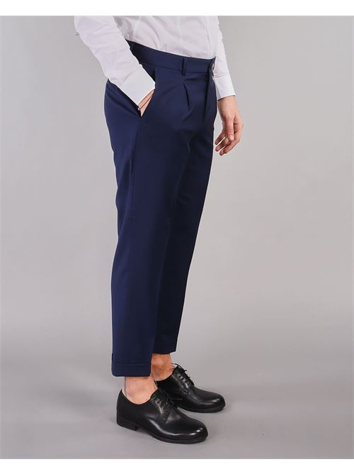 Pantalone con pences Manuel Ritz MANUEL RITZ | Pantalone | 3032P165821000188