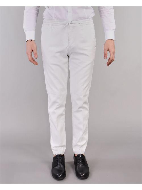 Pantalone con elastico in vita Manuel Ritz MANUEL RITZ | Pantalone | 3032P1688T2130062