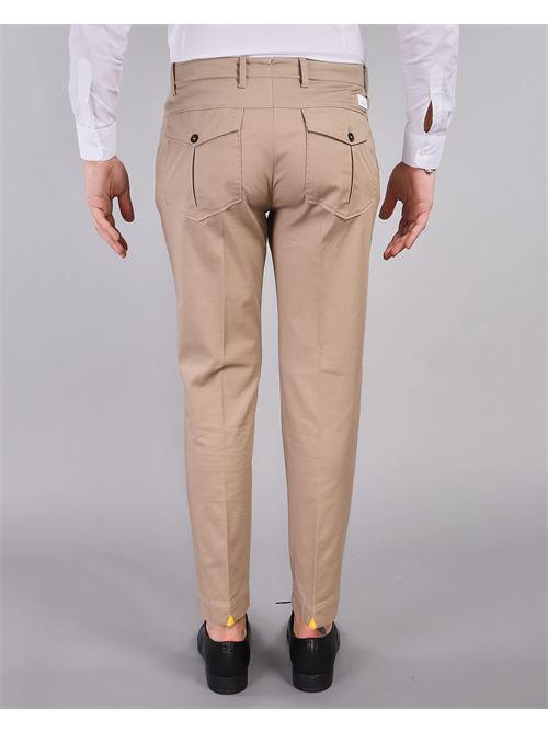 Pantalone in cotone Manuel Ritz MANUEL RITZ | Pantalone | 3032P1878L21000222