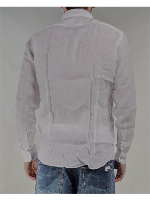 Camicia in lino Mastricamiciai MASTRICAMICIAI | Camicia | FS049MC30910