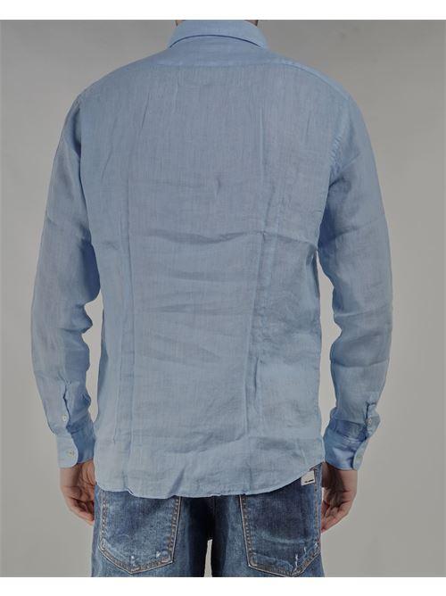 Camicia in lino Mastricamiciai MASTRICAMICIAI | Camicia | FS049MC30930