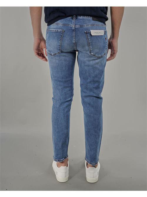 Jeans con scambiature Michael Coal MICHAEL COAL | Jeans | DAV1073W466CDENIM