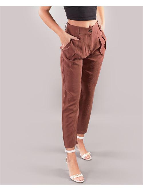 Pantalone con pences Nenette NENETTE | Pantalone | ELMO629