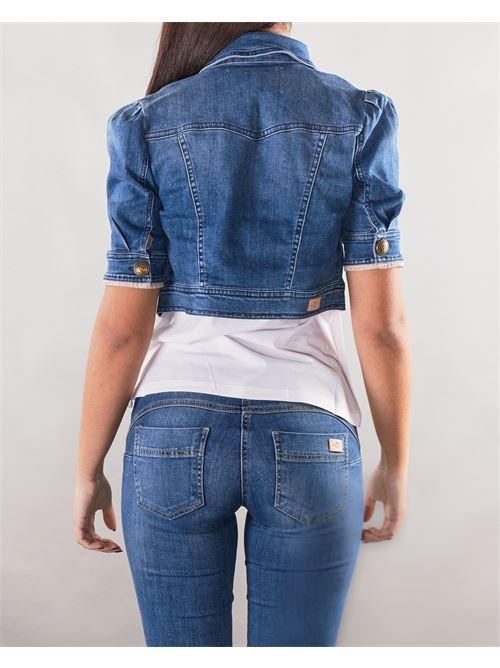 Giubbotto di jeans corto Nenette NENETTE | Giubbotto | SIMO475