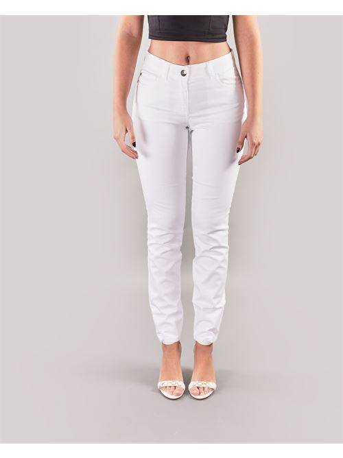 Jeans in denim Nenette NENETTE | Jeans | SIMPOSIO7