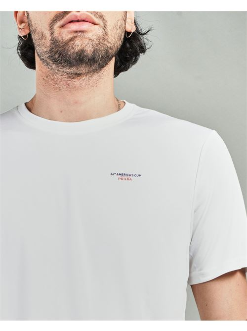 T-shirt con logo North Sails X Prada NORTH SAILS X PRADA | T-shirt | 452307101