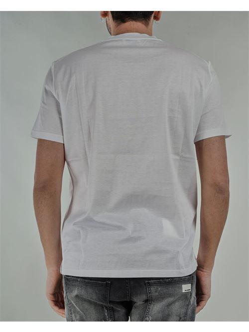 T-shirt basic in cotone Paolo Pecora PAOLO PECORA | T-shirt | F07140541101