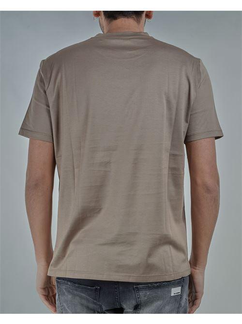 T-shirt basic in cotone Paolo Pecora PAOLO PECORA | T-shirt | F07140541492