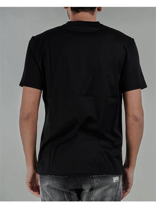 T-shirt basic in cotone Paolo Pecora PAOLO PECORA | T-shirt | F07140549000
