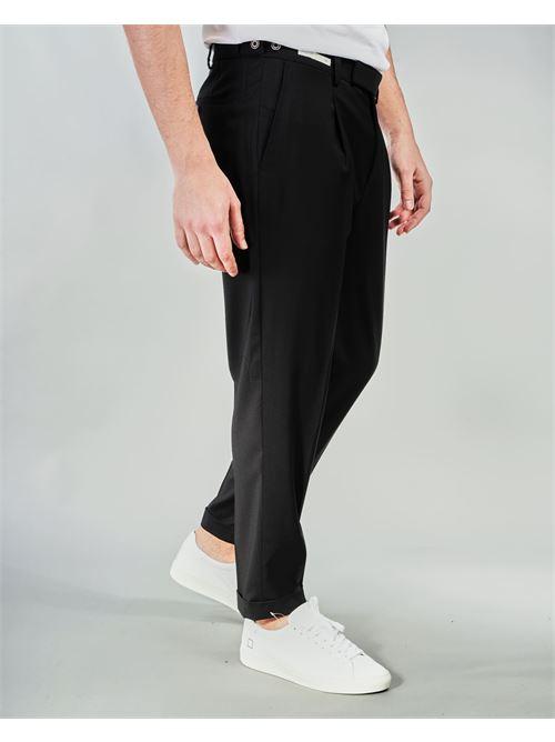 Pantalone con pences Paoloni PAOLONI | Pantalone | 3012P11721000199