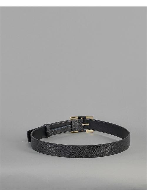 Cintura in pelle a stampa lizard Penny Black PENNY BLACK | Cintura | ALPINO4