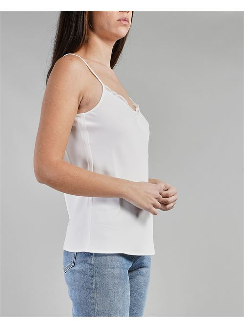 Top in envers satin Penny Black PENNY BLACK | Top | COCENTE1