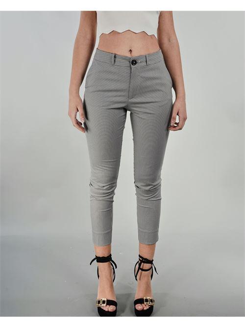 Pantaloni microfantasia RRD RRD | Pantalone | 2173410