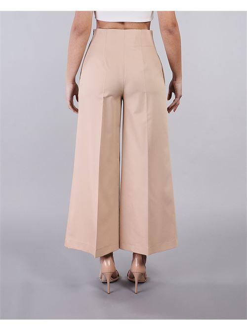 Pantaloni cropped Simona Corellini SIMONA CORSELLINI | Pantalone | PA00701TTEL0002498