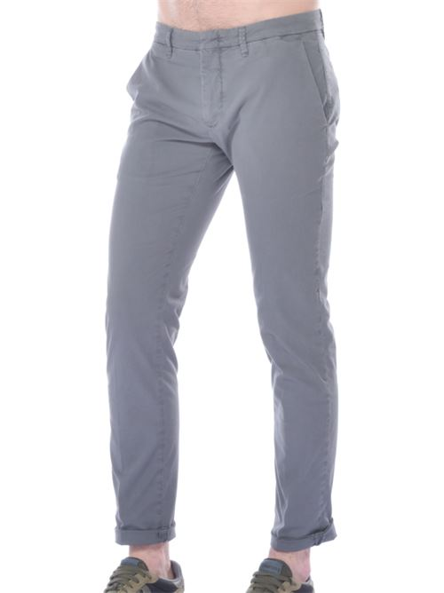 Pantalone Siviglia in cotone tasche a filo SIVIGLIA | Pantalone | B2E2S0148693
