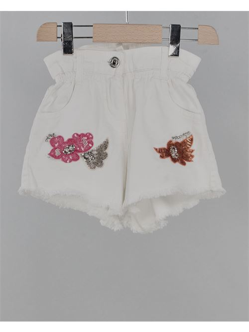 Shorts con ricamo Twinset TWIN SET | Shorts | GJ205E526