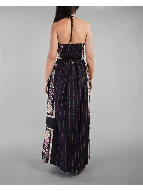 Abito in popeline con stampa foulard Twinset TWIN SET | Abito | TT25706152