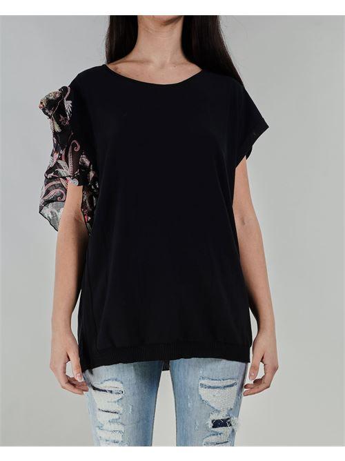 T-shirt con manica a volant Twinset TWIN SET | Maglia | TT30806147