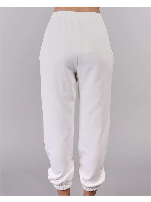Pantalone tuta 'Coconut' con elastico Vicolo VICOLO | Pantalone | RH0070BIANCO