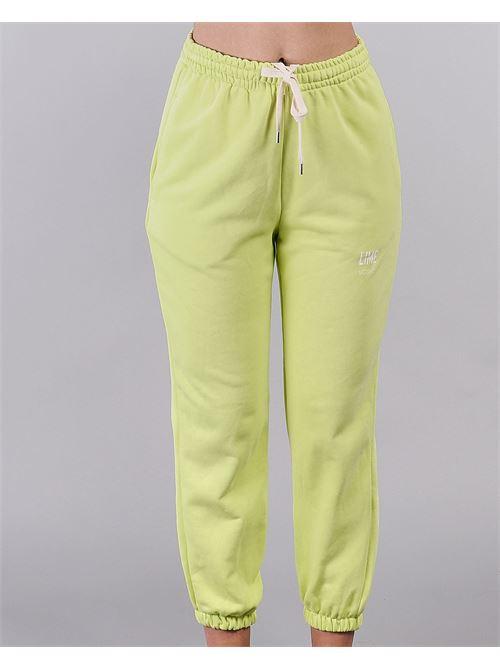 Pantalone tuta 'Lime' con elastico Vicolo VICOLO | Pantalone | RH0070GIALLO