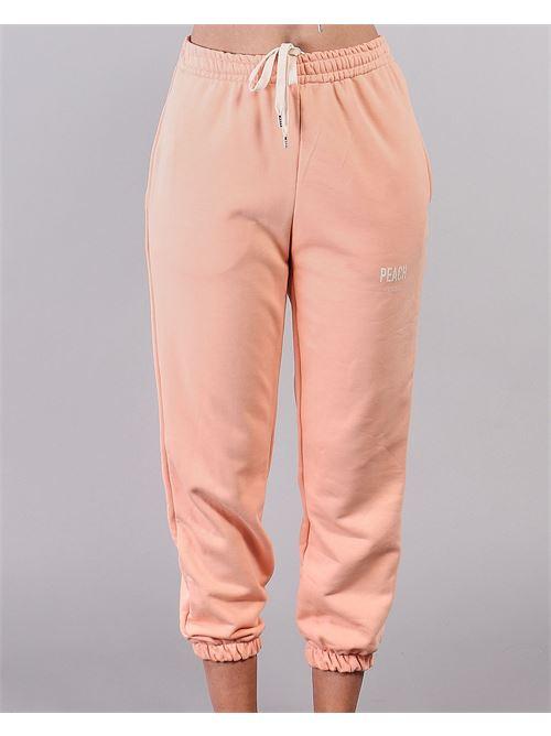 Pantalone tuta 'Peach' con elastico Vicolo VICOLO | Pantalone | RH0070ROSA