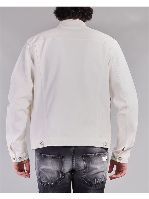 Giubbotto di jeans bianco Yes London YES LONDON | Giubbotto | XG5096PANNA