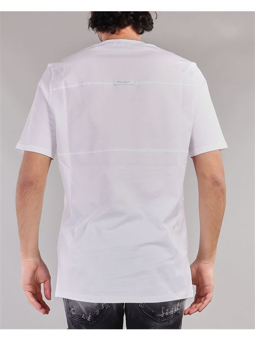 T-shirt in cotone Yes London YES LONDON | T-shirt | XM3864BIANCO