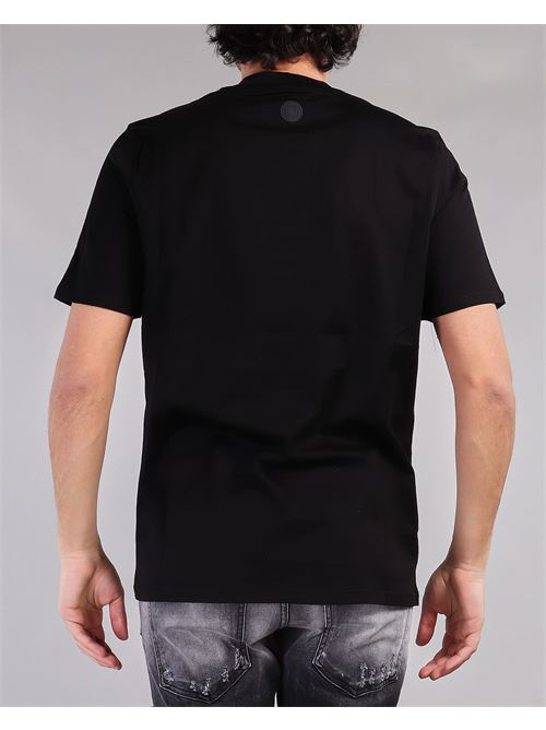 T-shirt basic Yes London YES LONDON | T-shirt | XM3875NERO