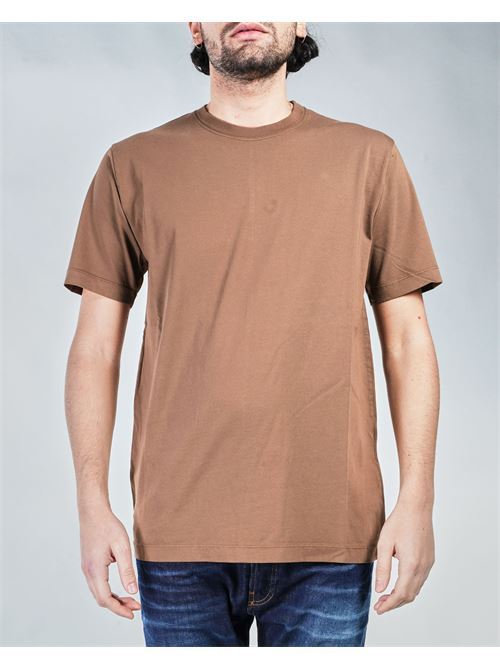 T-shirt basic Yes London YES LONDON | T-shirt | XM3880NOCCIOLA