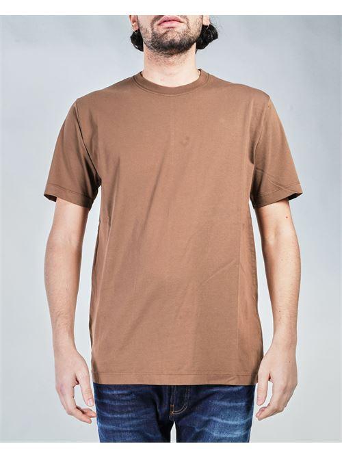 T-shirt basic Yes London YES LONDON | T-shirt | XM3880NOCCIOLA