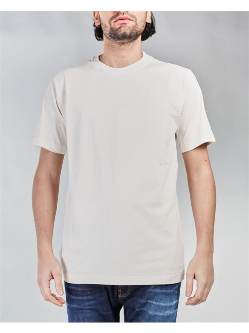 T-shirt basic Yes London YES LONDON | T-shirt | XM3880PANNA