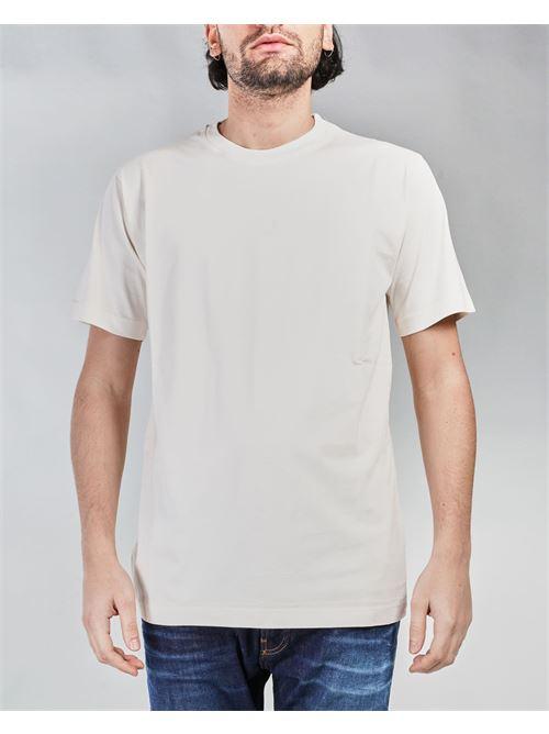 T-shirt basic Yes London YES LONDON | T-shirt | XM3880PANNA