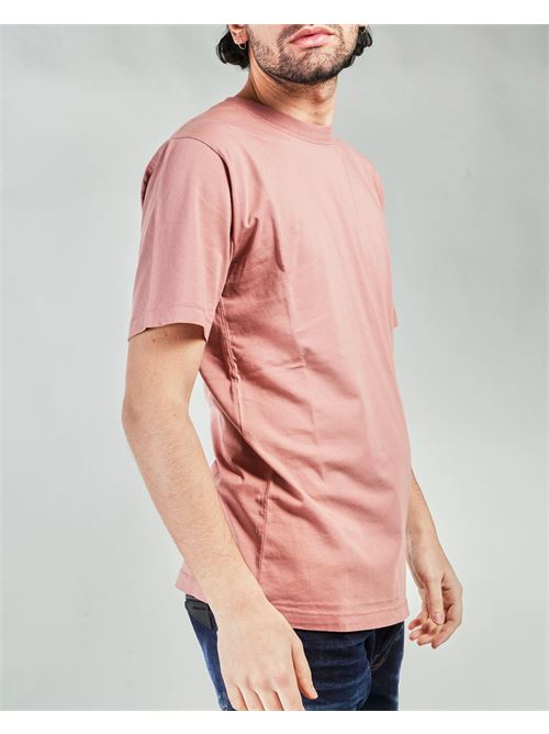 T-shirt basic Yes London YES LONDON | T-shirt | XM3880ROSA