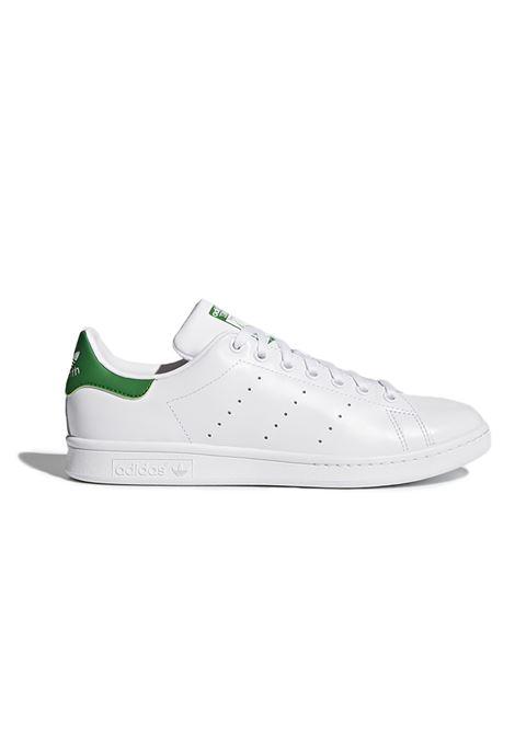 ADIDAS SNEAKERS STAN SMITH M20324 WHITE/GREEN  ORIGINALS Adidas | Sneakers | STAN SMITHM20324