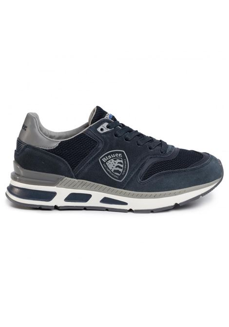 BLAUER SNEAKERS F0HILO01/SME   HILO01 NVY NAVY Blauer | Sneakers | F0HILO01/SMENAVY