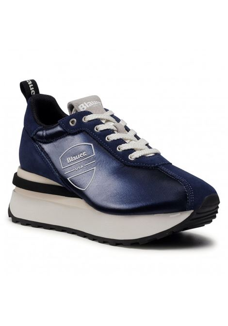 BLAUER SNEAKERS F0MABEL01/NYL NAVY --MABEL01 NVY NAVY Blauer | Sneakers | F0MABEL01/NYLNAVY