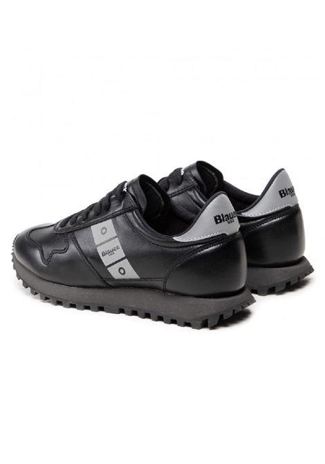 Sneakers Blauer uomo F1DAWSON02 PUR black Blauer | Sneakers | F1DAWSON02/PURBLACK