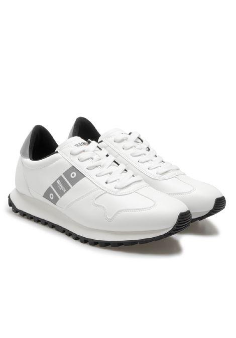 Sneakers Blauer uomo F1DAWSON02 PUR white Blauer | Sneakers | F1DAWSON02/PURWHITE